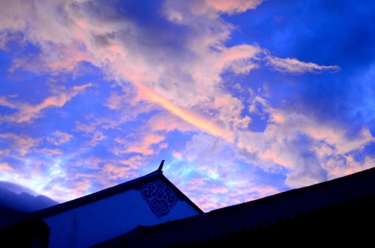 Sunset-Last Night